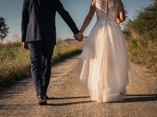 Le nozze di Jasmin e Ivan