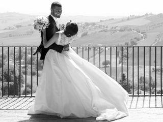 Le nozze di Maria Chiara e Gianpiero