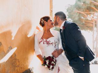 Le nozze di Fabiana e Salvatore
