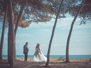 Le nozze di Antonella e Pio