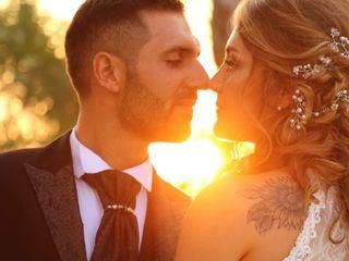 Le nozze di Marika e Giulio