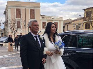 Le nozze di Sara Di Salvatore  e Francesco Ventura  1