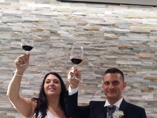 Le nozze di Sara Di Salvatore  e Francesco Ventura  2