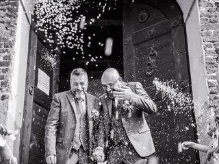 Le nozze di Gianluca e Danilo
