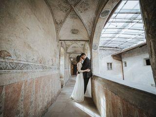 Le nozze di Sonja e Denis