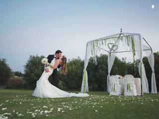 Le nozze di Marzia e Cristiano