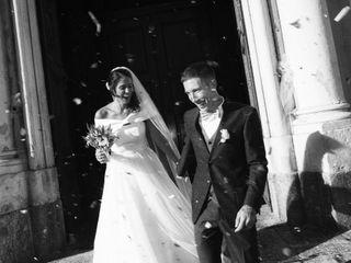 Le nozze di Michela e Michael