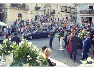 Le nozze di Ilary e Claudio 1