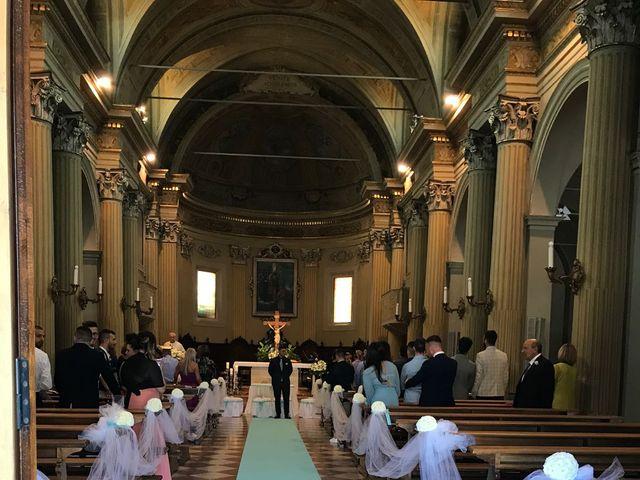 Il matrimonio di Carmine e Jessica  a Campogalliano, Modena 9