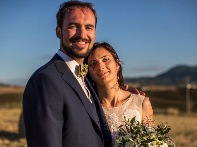 Il matrimonio di Ivan e Jasmin a Castiglione d'Orcia, Siena 5