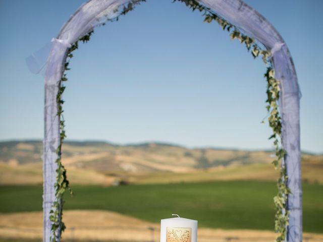 Il matrimonio di Ivan e Jasmin a Castiglione d'Orcia, Siena 19