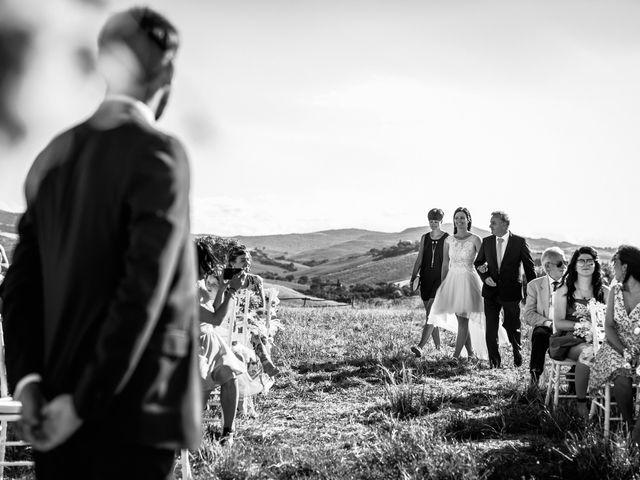 Il matrimonio di Ivan e Jasmin a Castiglione d'Orcia, Siena 20