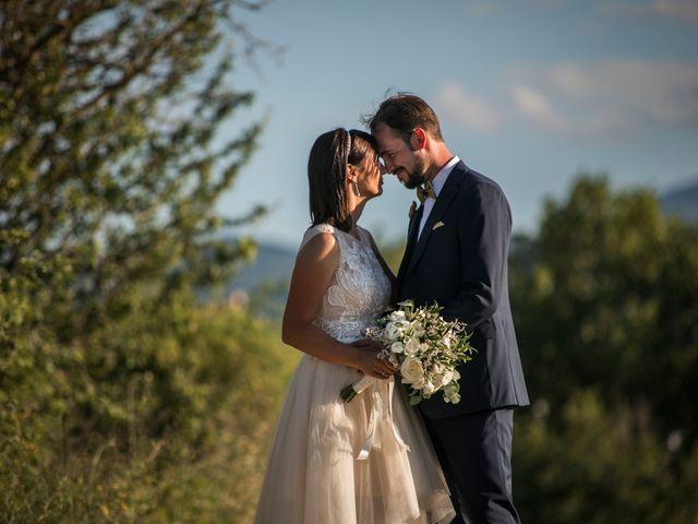 Il matrimonio di Ivan e Jasmin a Castiglione d'Orcia, Siena 21