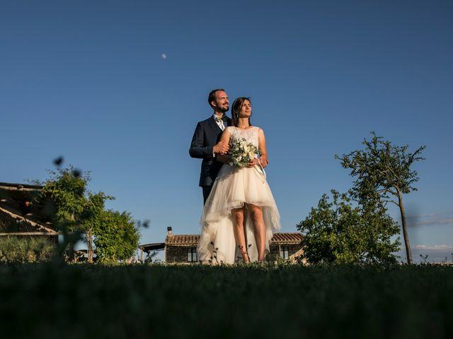 Il matrimonio di Ivan e Jasmin a Castiglione d'Orcia, Siena 22