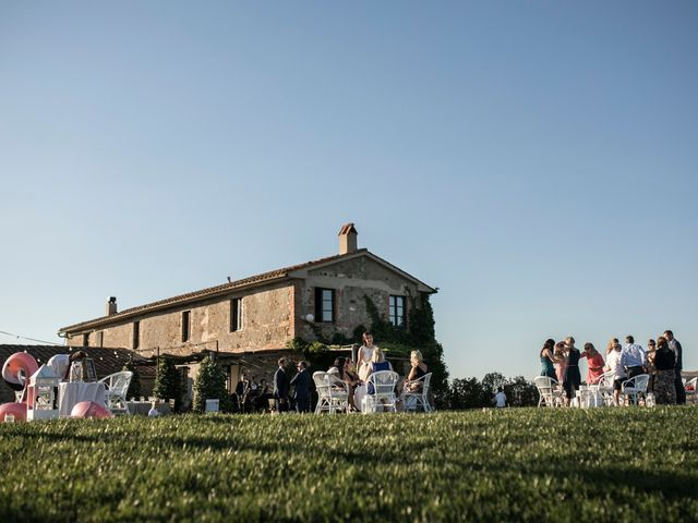 Il matrimonio di Ivan e Jasmin a Castiglione d'Orcia, Siena 23