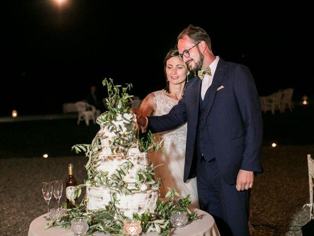 Il matrimonio di Ivan e Jasmin a Castiglione d'Orcia, Siena 25