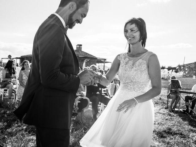 Il matrimonio di Ivan e Jasmin a Castiglione d'Orcia, Siena 29