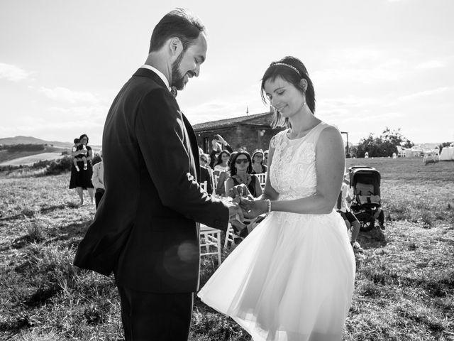 Il matrimonio di Ivan e Jasmin a Castiglione d'Orcia, Siena 30