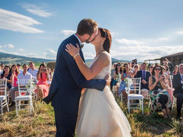 Il matrimonio di Ivan e Jasmin a Castiglione d'Orcia, Siena 31