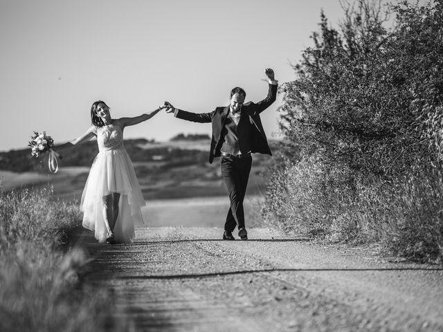 Il matrimonio di Ivan e Jasmin a Castiglione d'Orcia, Siena 33