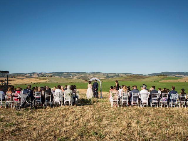 Il matrimonio di Ivan e Jasmin a Castiglione d'Orcia, Siena 48