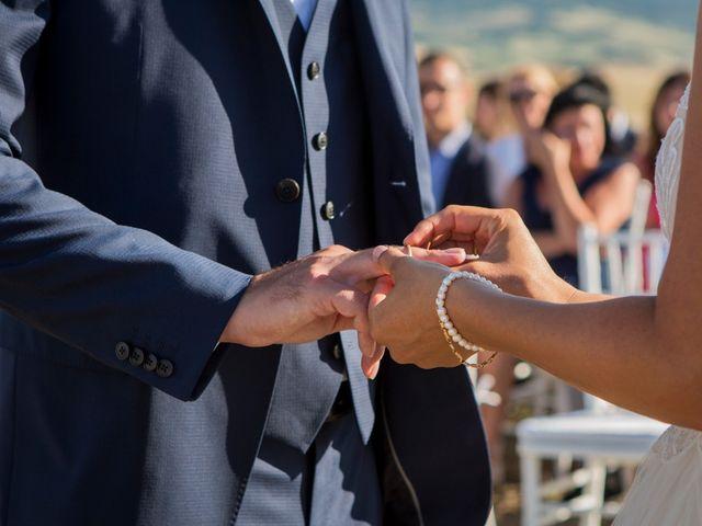 Il matrimonio di Ivan e Jasmin a Castiglione d'Orcia, Siena 50