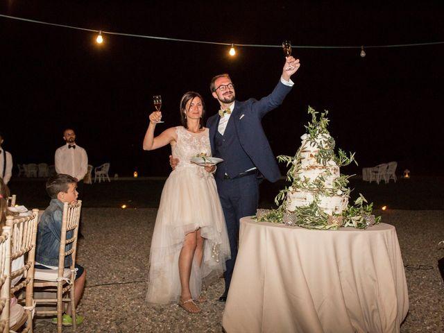 Il matrimonio di Ivan e Jasmin a Castiglione d'Orcia, Siena 51