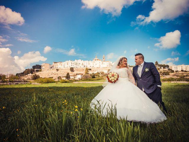 Il matrimonio di Pio e Antonella a Crispiano, Taranto 11