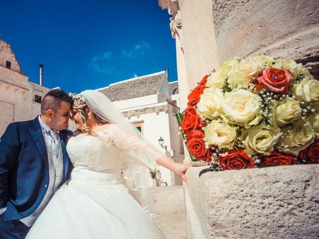 Il matrimonio di Pio e Antonella a Crispiano, Taranto 12