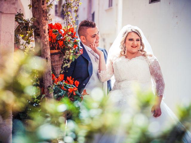 Il matrimonio di Pio e Antonella a Crispiano, Taranto 22