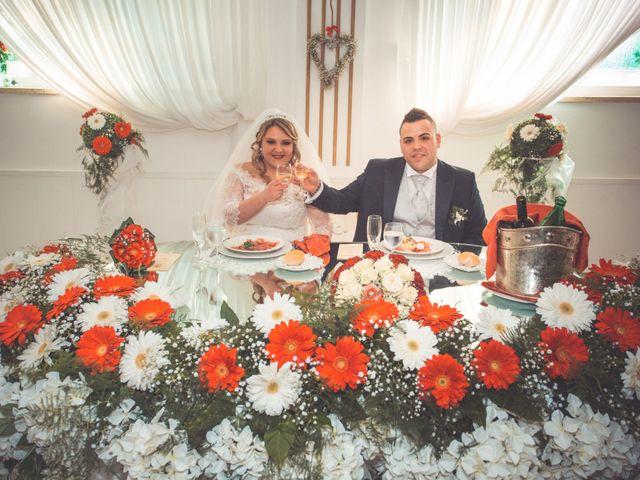 Il matrimonio di Pio e Antonella a Crispiano, Taranto 25