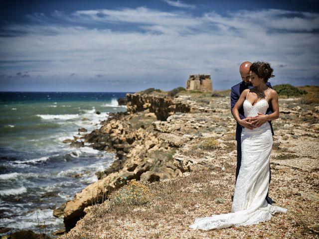 Le nozze di Stefania e Mirko