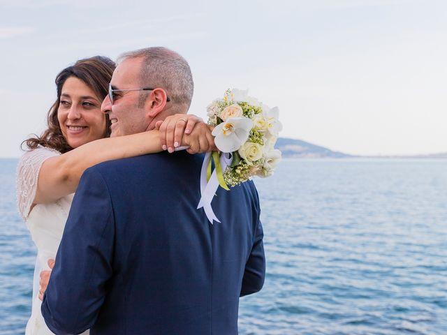 Le nozze di Cristiana e Pasquale