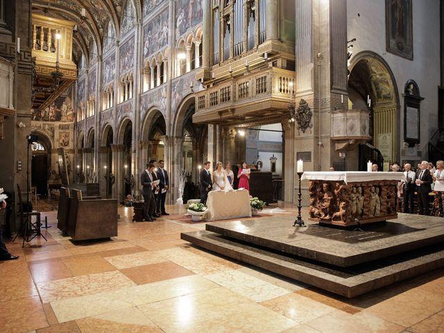 Il matrimonio di Matteo e Benedetta a Parma, Parma 33
