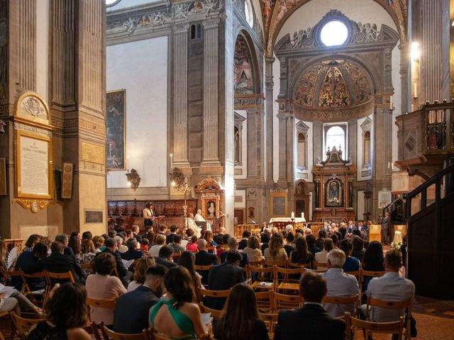 Il matrimonio di Matteo e Benedetta a Parma, Parma 36
