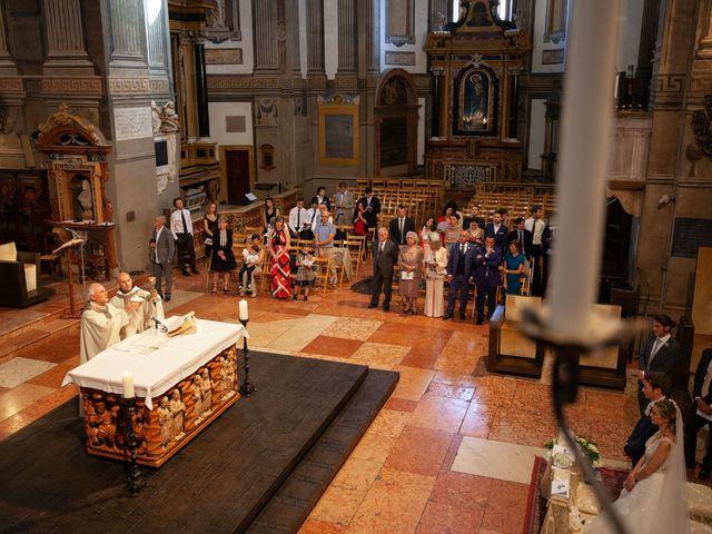 Il matrimonio di Matteo e Benedetta a Parma, Parma 41