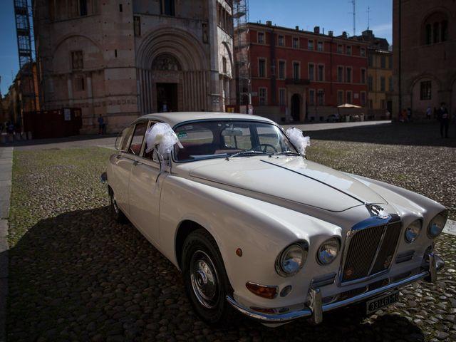 Il matrimonio di Matteo e Benedetta a Parma, Parma 55