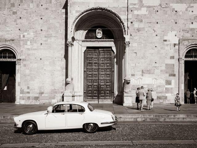 Il matrimonio di Matteo e Benedetta a Parma, Parma 58