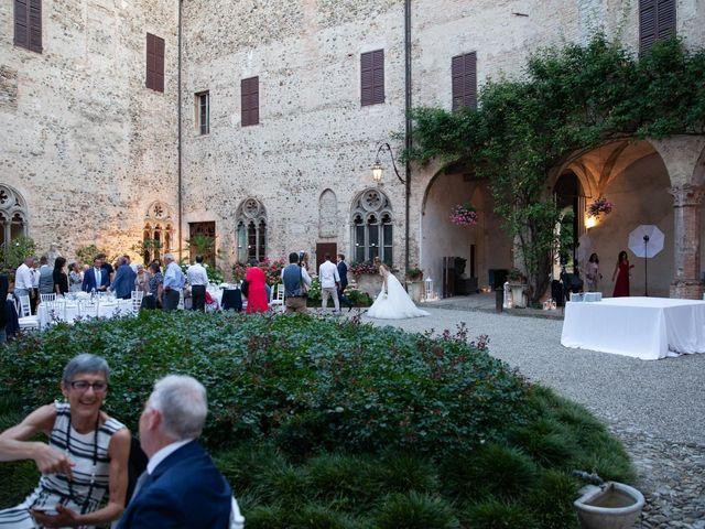 Il matrimonio di Matteo e Benedetta a Parma, Parma 109