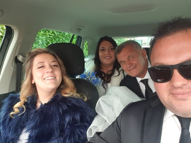 Il matrimonio di Francesco Ventura  e Sara Di Salvatore  a Trasacco, L'Aquila 5