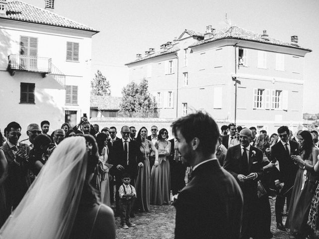 Il matrimonio di Luca e Elena a Castello di Annone, Asti 37