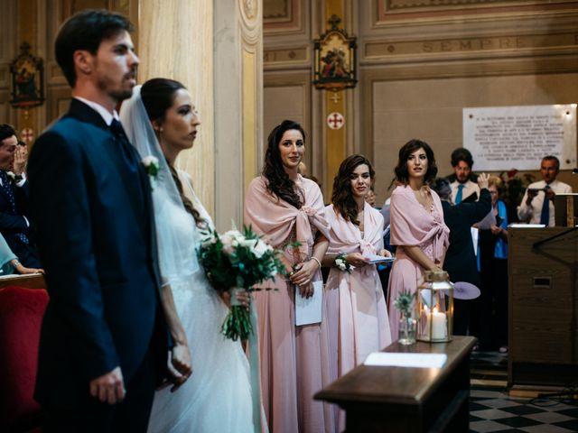 Il matrimonio di Luca e Elena a Castello di Annone, Asti 43