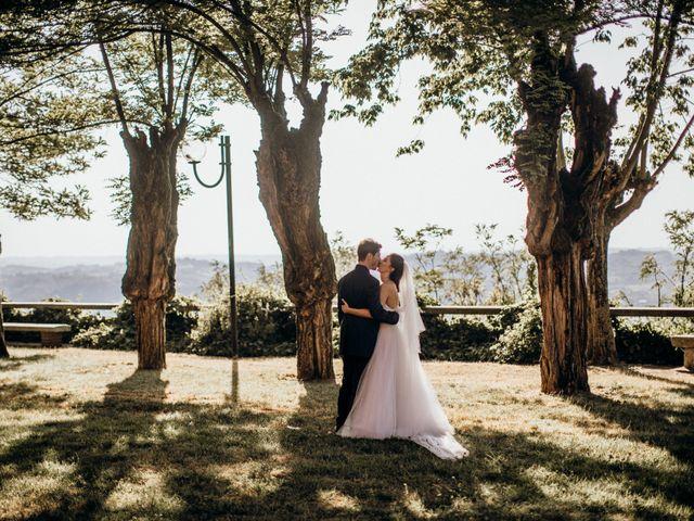 Il matrimonio di Luca e Elena a Castello di Annone, Asti 61