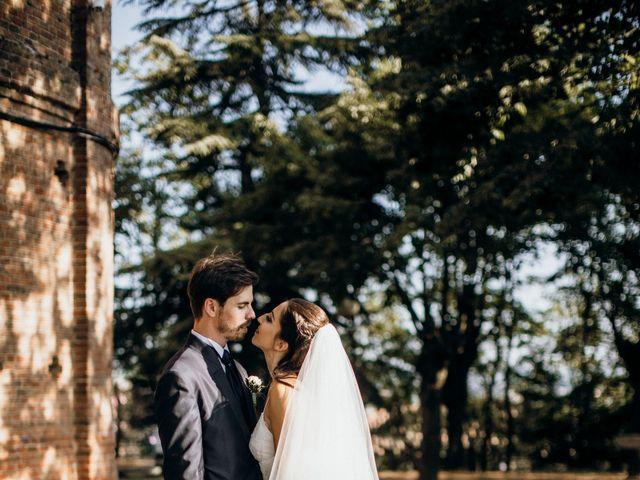Il matrimonio di Luca e Elena a Castello di Annone, Asti 69