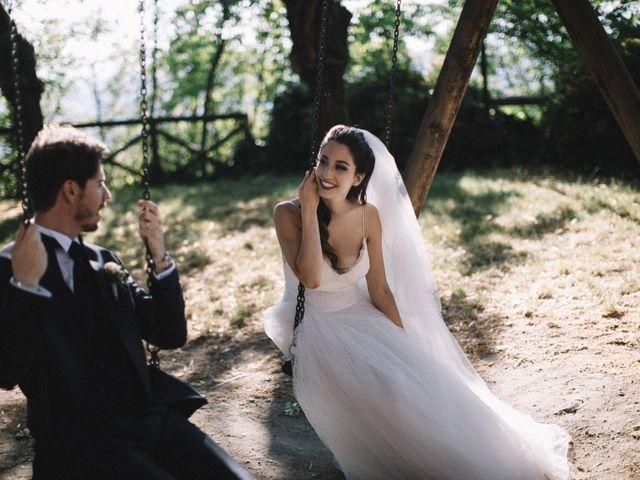 Il matrimonio di Luca e Elena a Castello di Annone, Asti 73