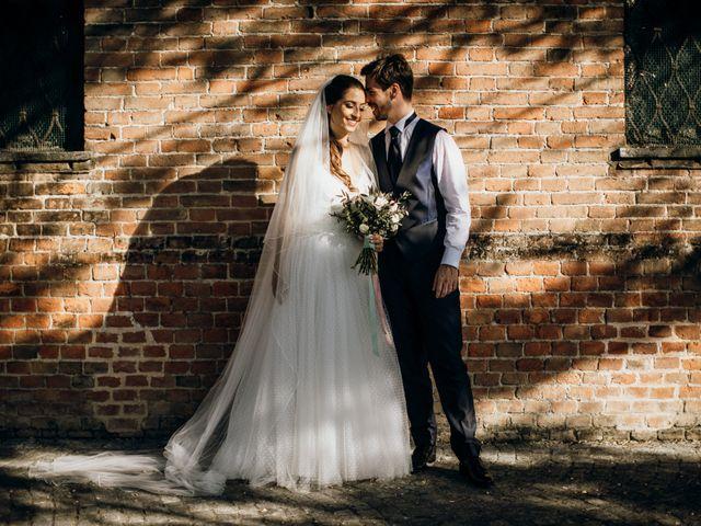Il matrimonio di Luca e Elena a Castello di Annone, Asti 75