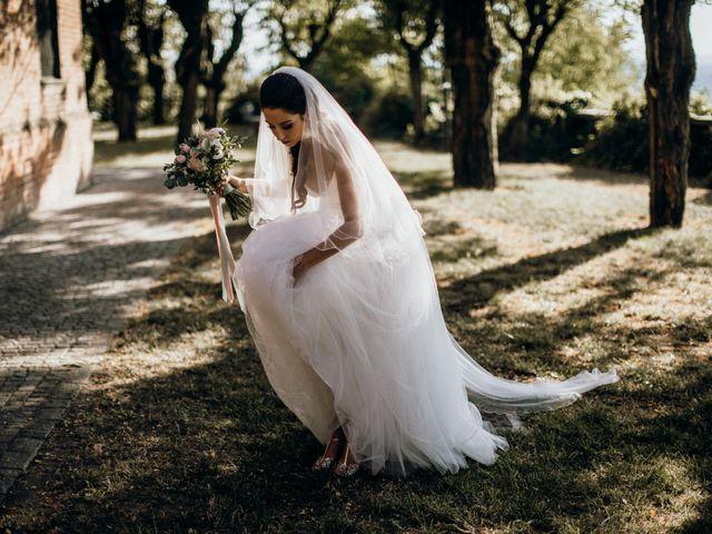 Il matrimonio di Luca e Elena a Castello di Annone, Asti 76