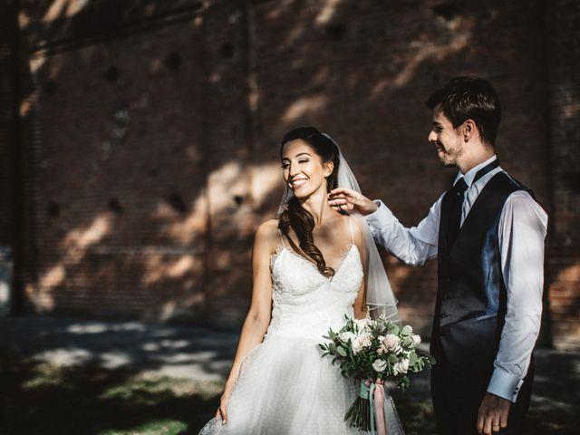 Il matrimonio di Luca e Elena a Castello di Annone, Asti 77