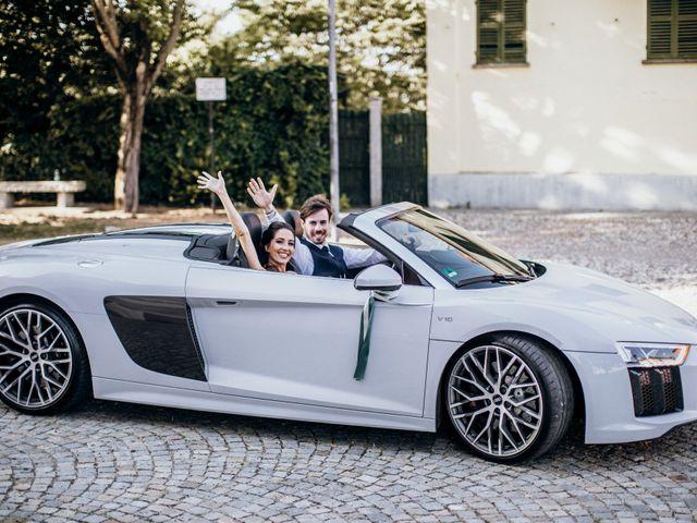 Il matrimonio di Luca e Elena a Castello di Annone, Asti 79