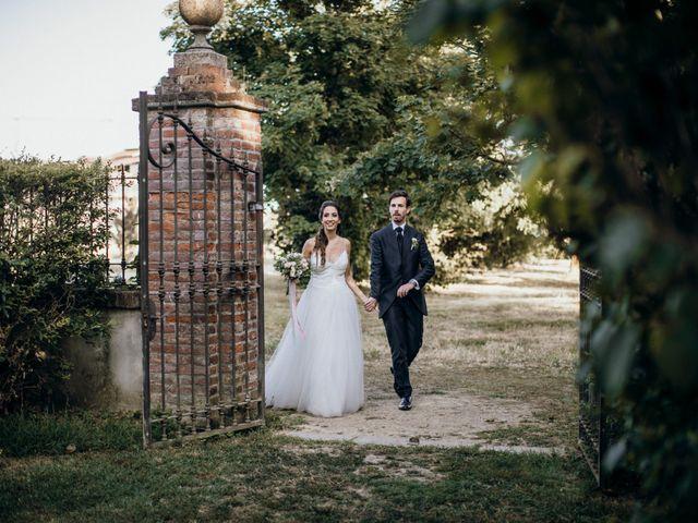 Il matrimonio di Luca e Elena a Castello di Annone, Asti 80